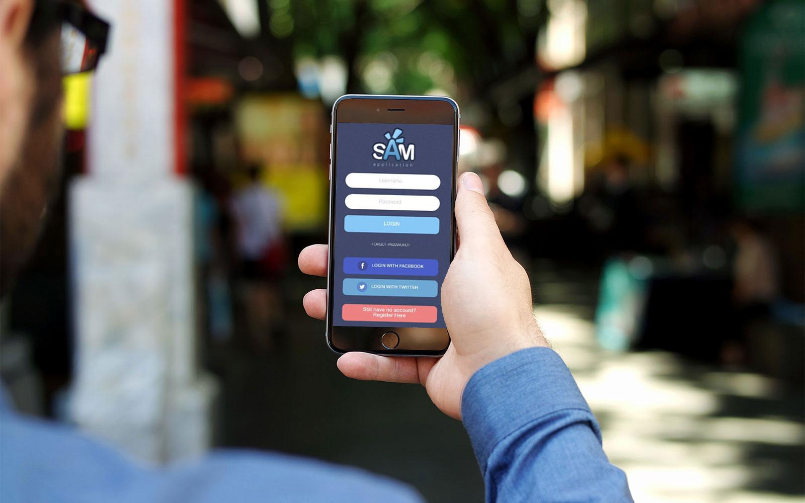 SAM App